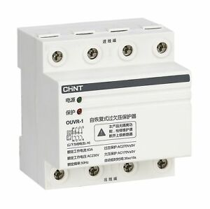 OUVR-2 self-recovery Overvoltage and Undervoltage protector