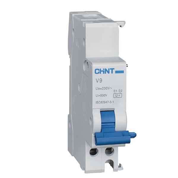 V9  (Under Voltage Release  for NB1 NBH8 NB1LNBH8LE)