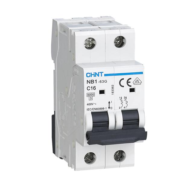 NB1-63G Miniature Circuit Breaker