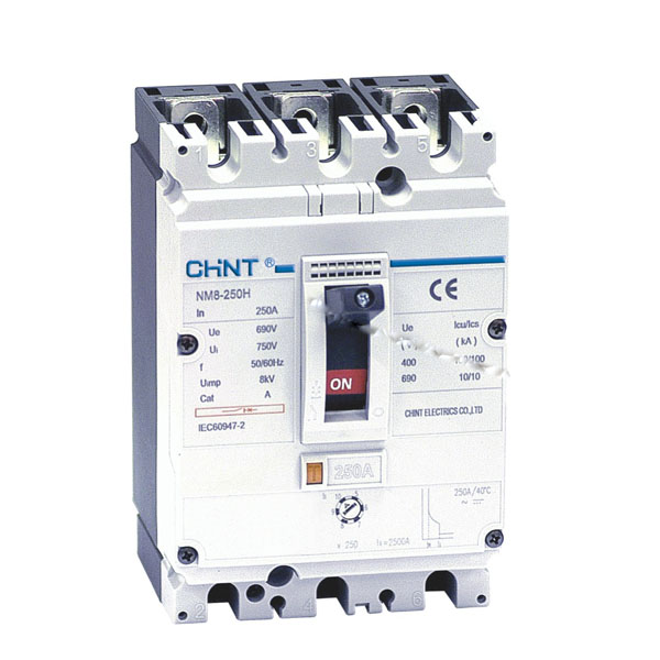 NM8(S) Moulded Case Circuit Breaker
