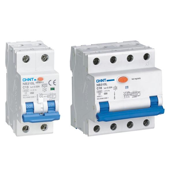NB310L(3PN) Residual Current  Operated Circuit Breaker